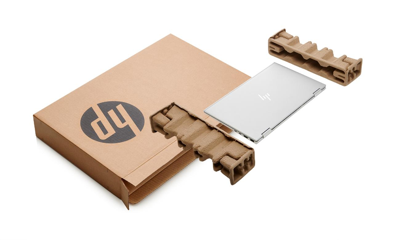 HP packaging