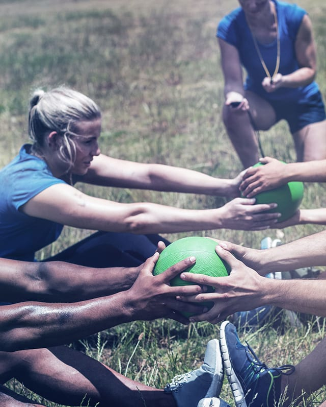 Mental and Physical fitness training