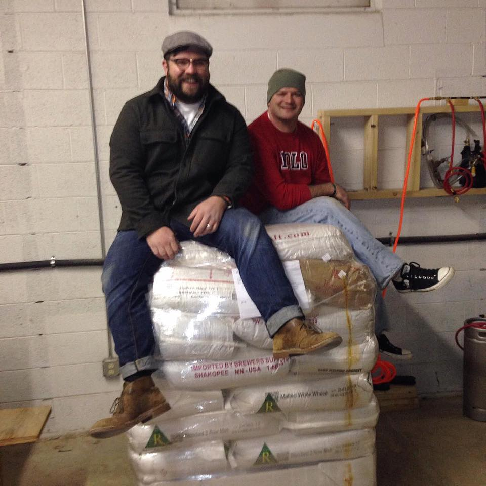 FIRST BULK GRAIN ORDER & A SPECIAL ANNOUNCEMENT