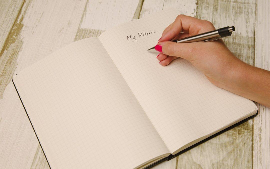 Failing to plan…Plan to fail.  by Dr. Glenn Nozek
