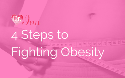 4 Steps to Fighting Obesity
