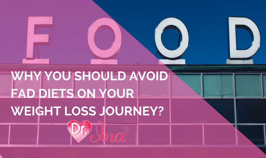 Why You Should Avoid Fad Diets on Your Weight Loss Journey