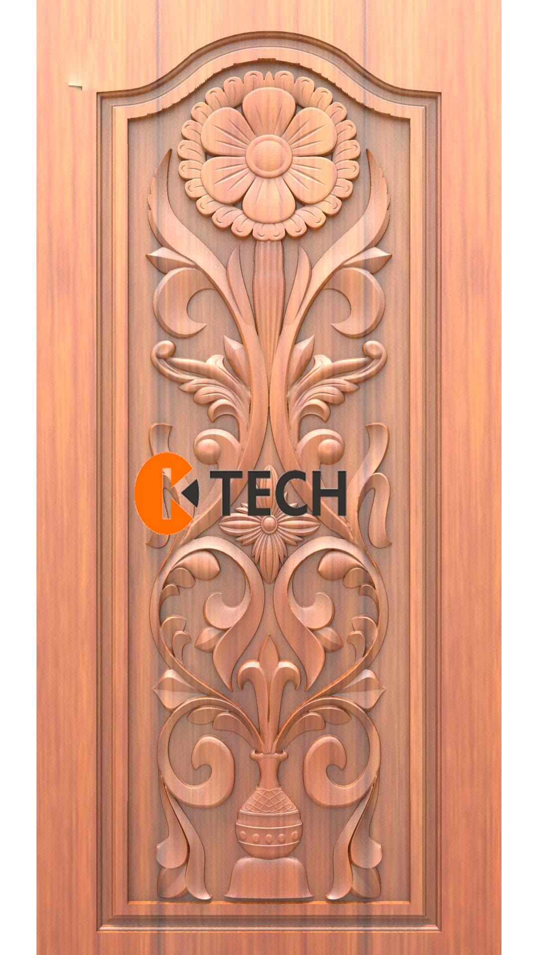 K-TECH CNC Doors Design 16