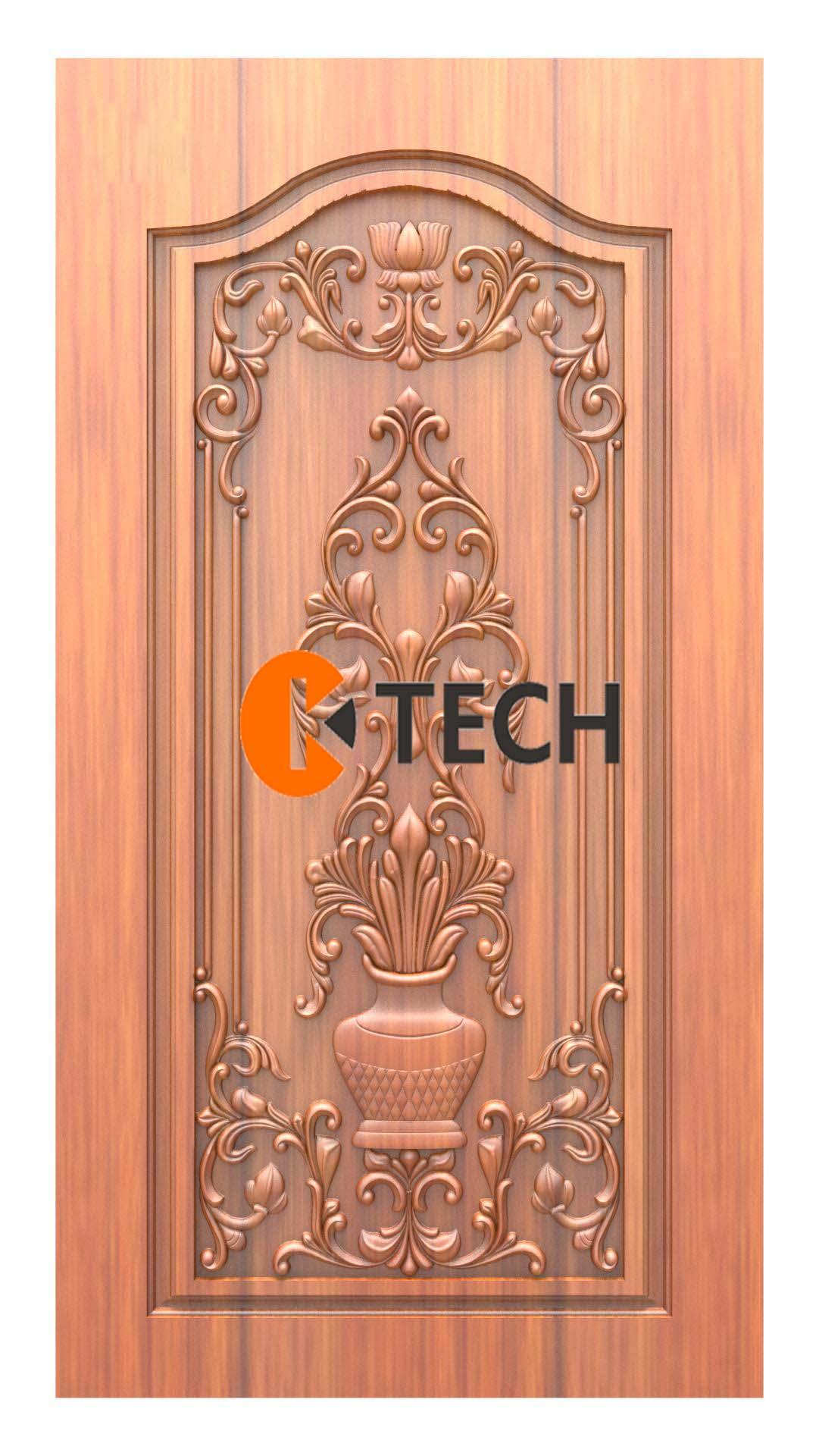 K-TECH CNC Doors Design 17