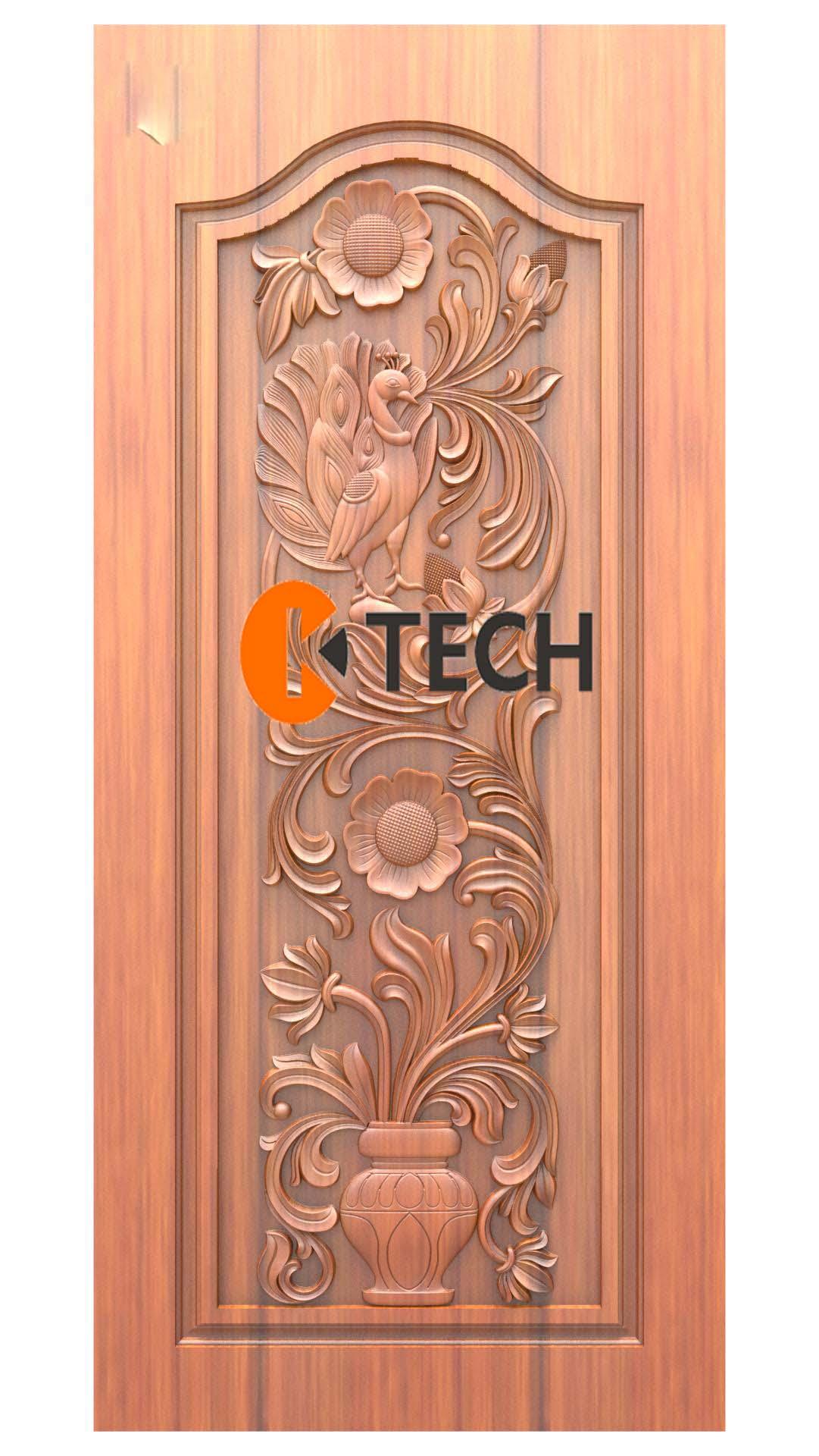 K-TECH CNC Doors Design 19