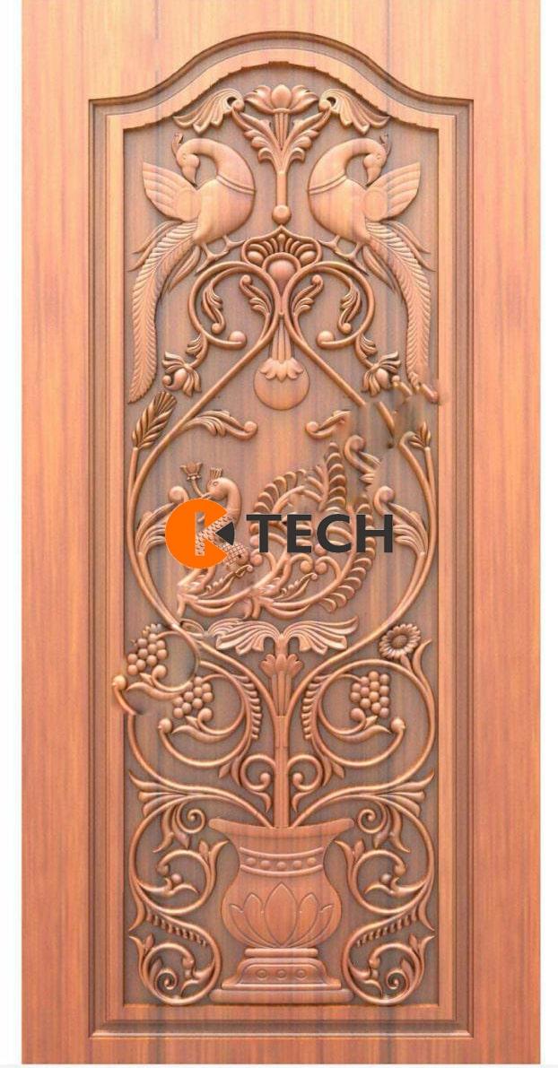 K-TECH CNC Doors Design 20