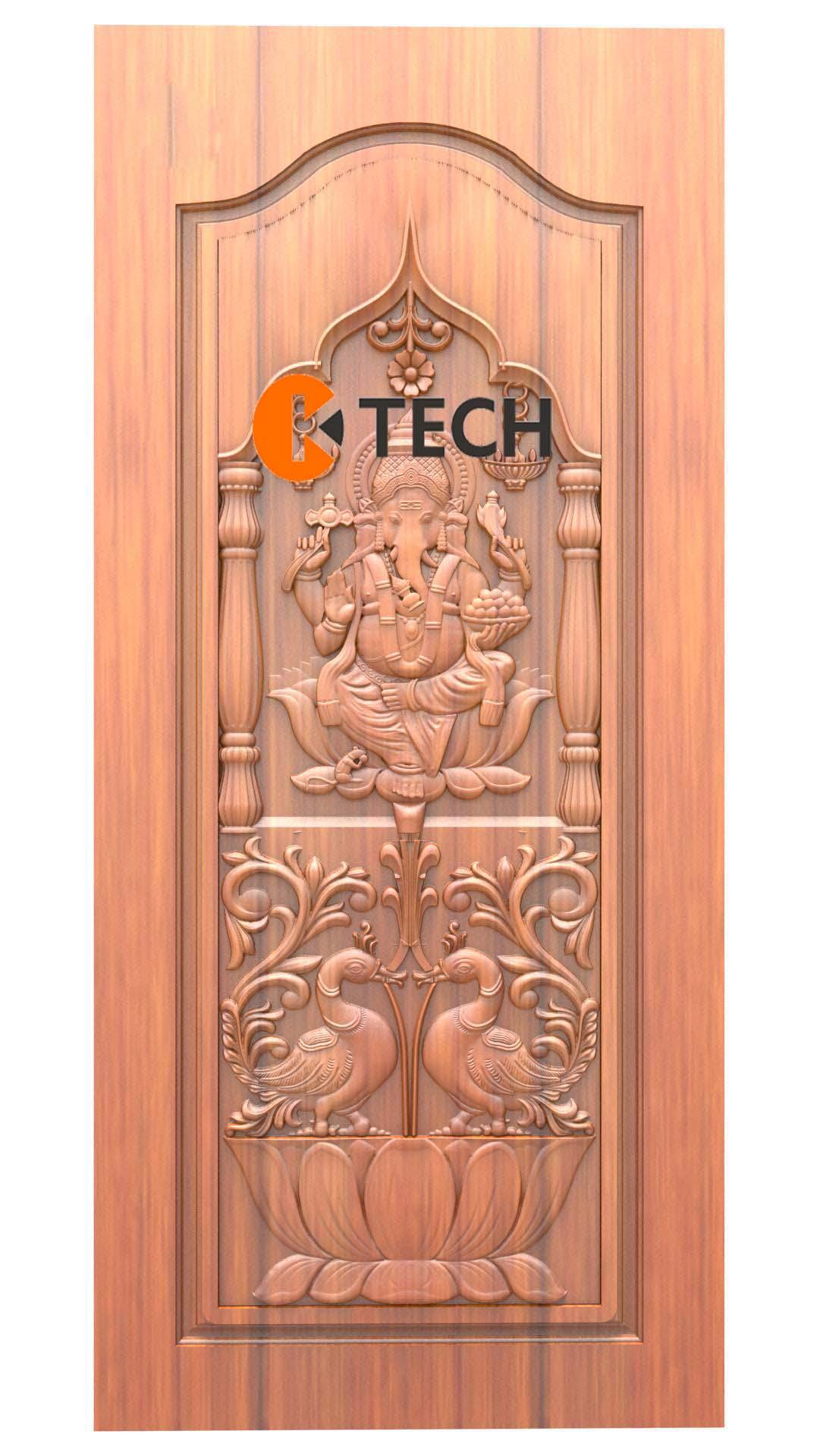 K-TECH CNC Doors Design 21