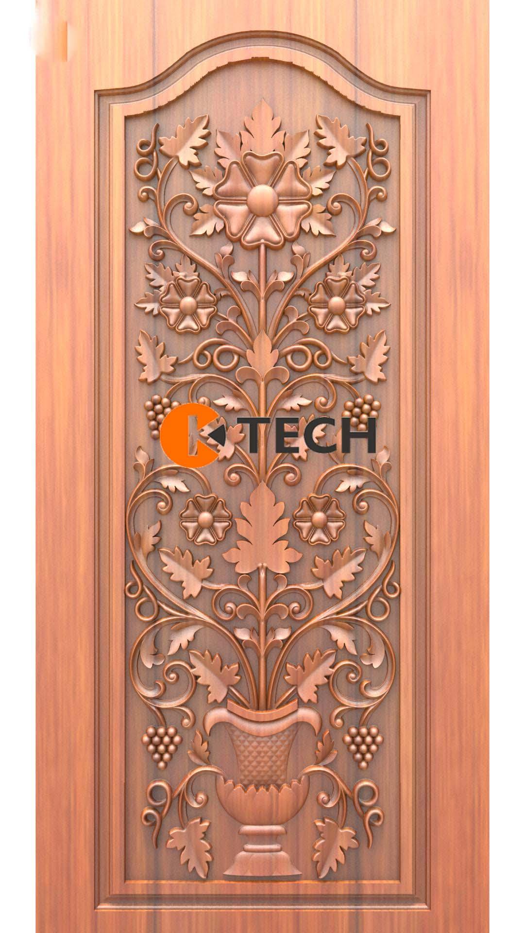 K-TECH CNC Doors Design 22