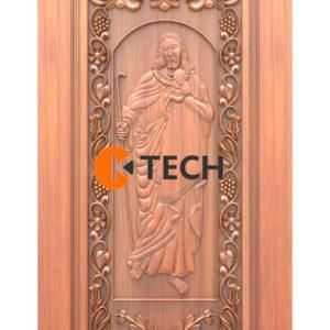 K-TECH CNC Doors Design 23