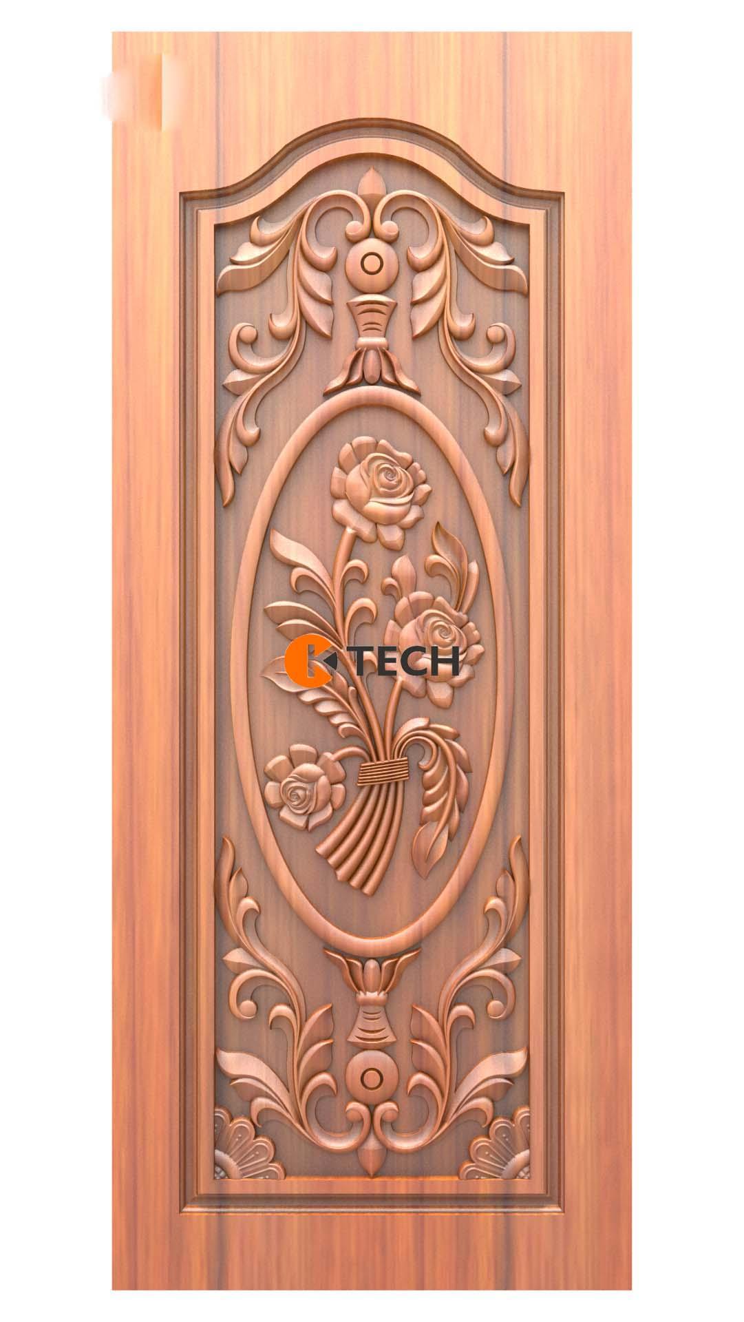 K-TECH CNC Doors Design 63