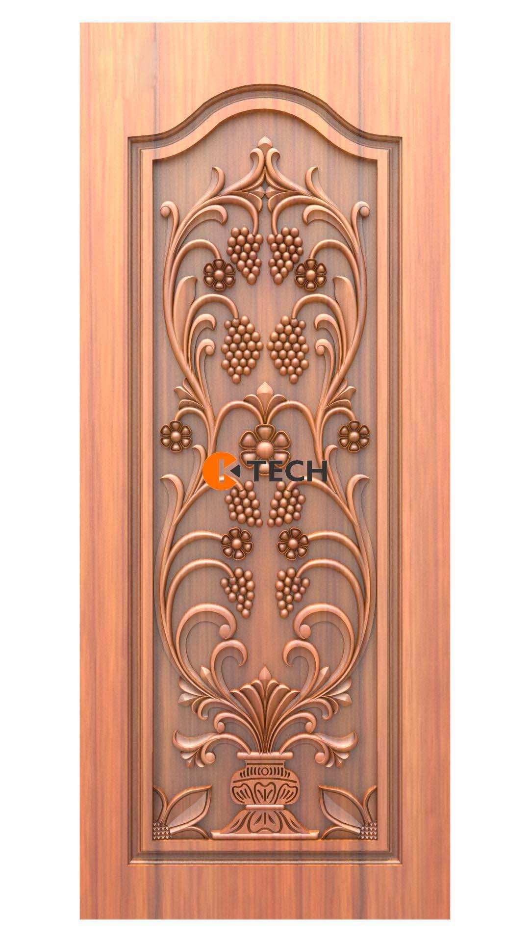 K-TECH CNC Doors Design 64