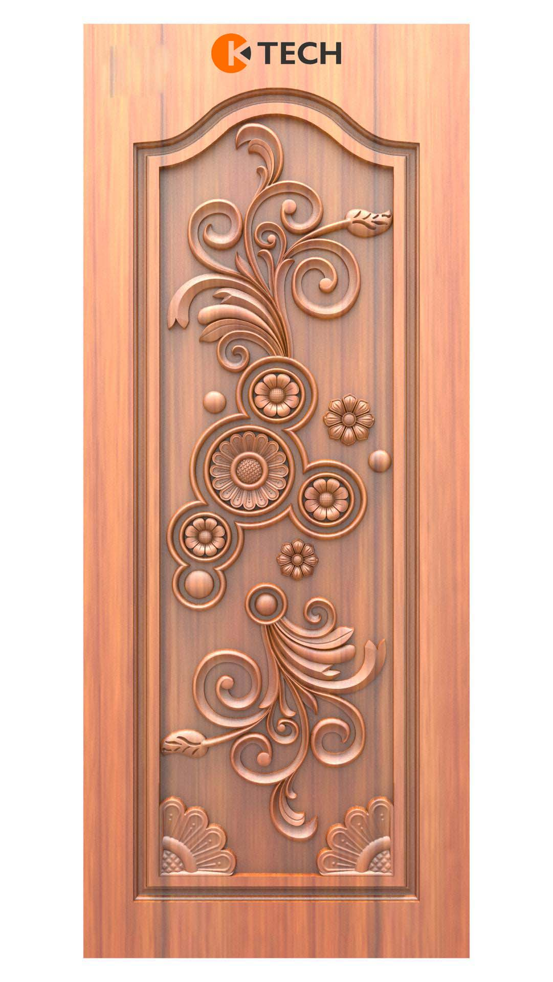 K-TECH CNC Doors Design 65