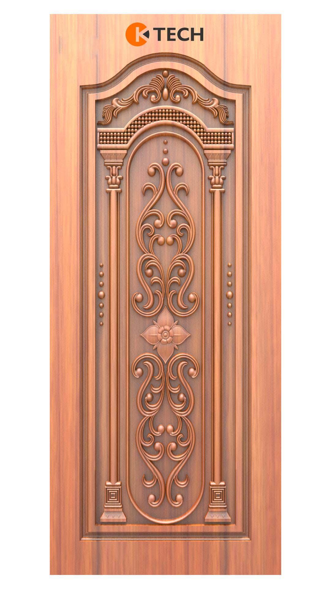 K-TECH CNC Doors Design 66