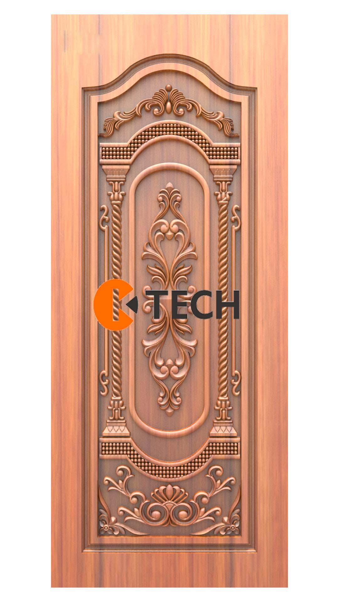 K-TECH CNC Doors Design 70