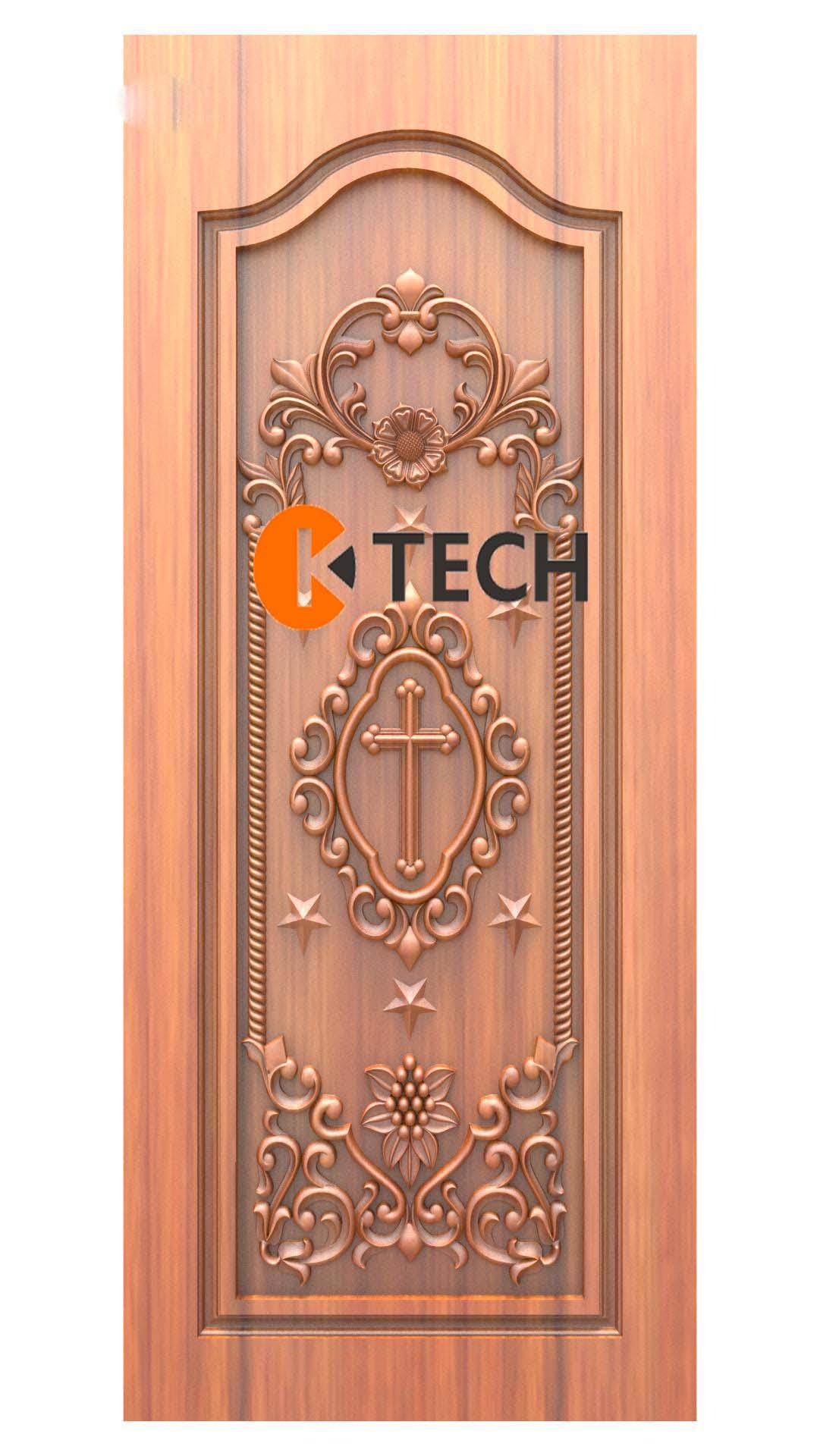 K-TECH CNC Doors Design 71