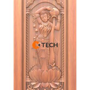 K-TECH CNC Doors Design 07