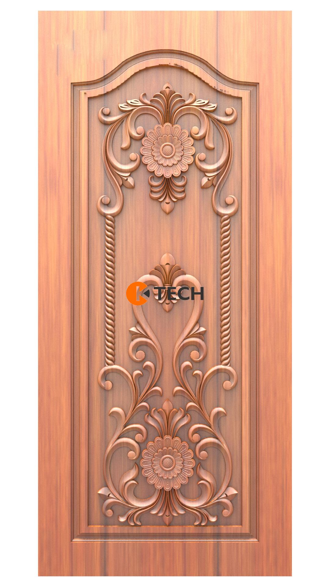 K-TECH CNC Doors Design 09