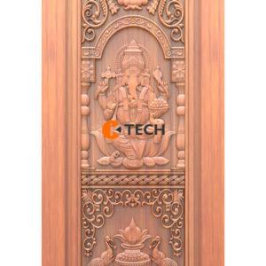 K-TECH CNC Doors Design 05