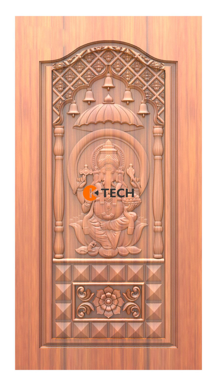 K-TECH CNC Doors Design 04
