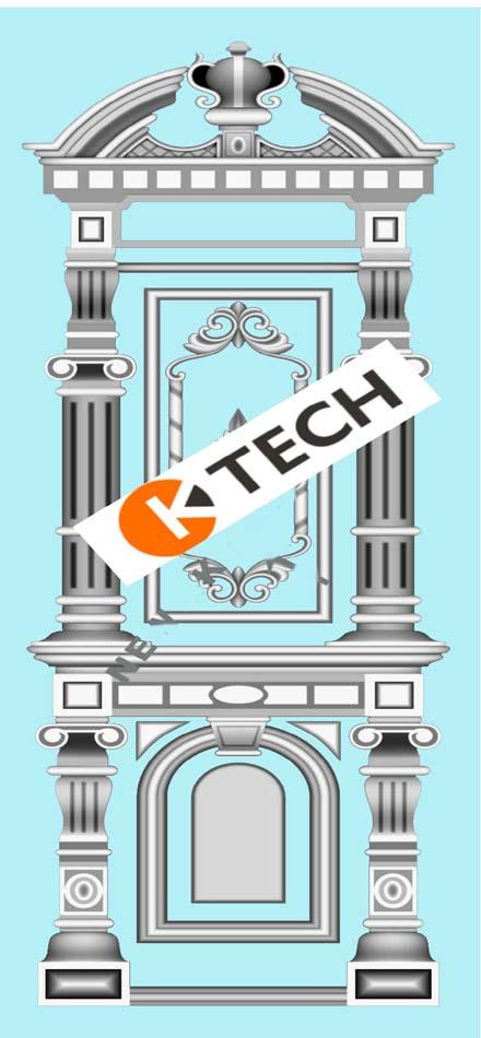 K-TECH CNC Elite Door Design 04