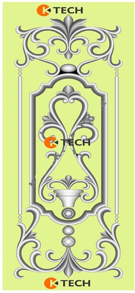 K-TECH CNC Elite Door Design 08