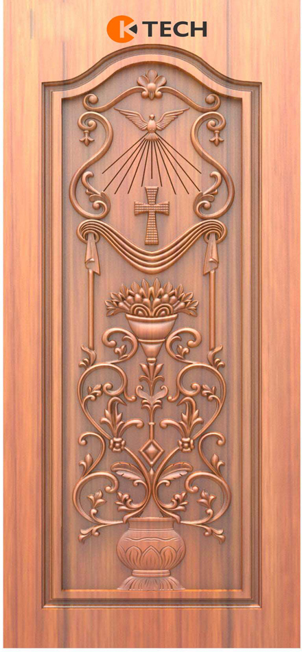 K-TECH CNC Doors Design 113