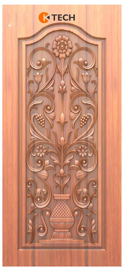 K-TECH CNC Doors Design 115
