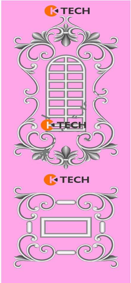 K-TECH CNC Elite Door Design 12