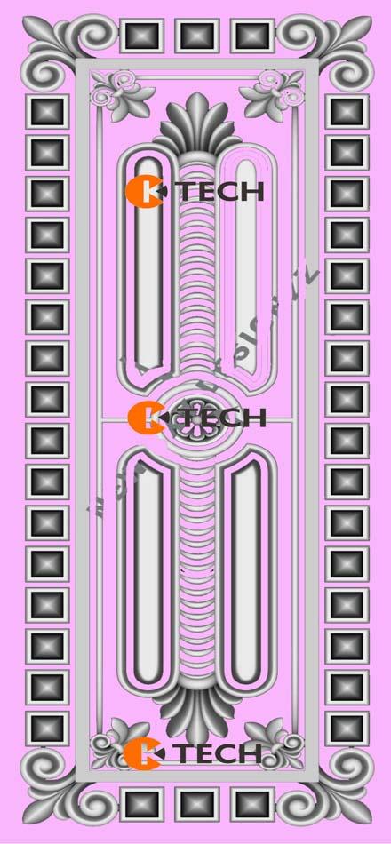 K-TECH CNC Elite Door Design 13