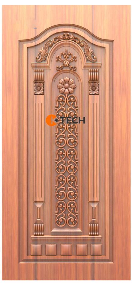 K-TECH CNC Doors Design 133