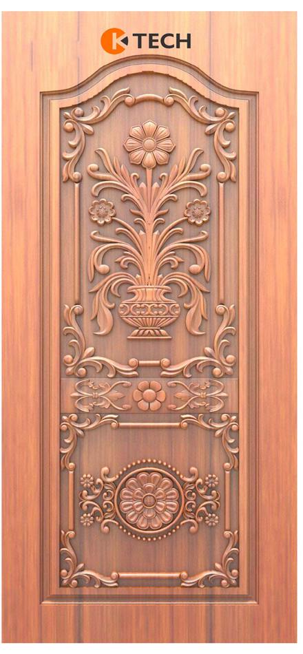 K-TECH CNC Doors Design 134
