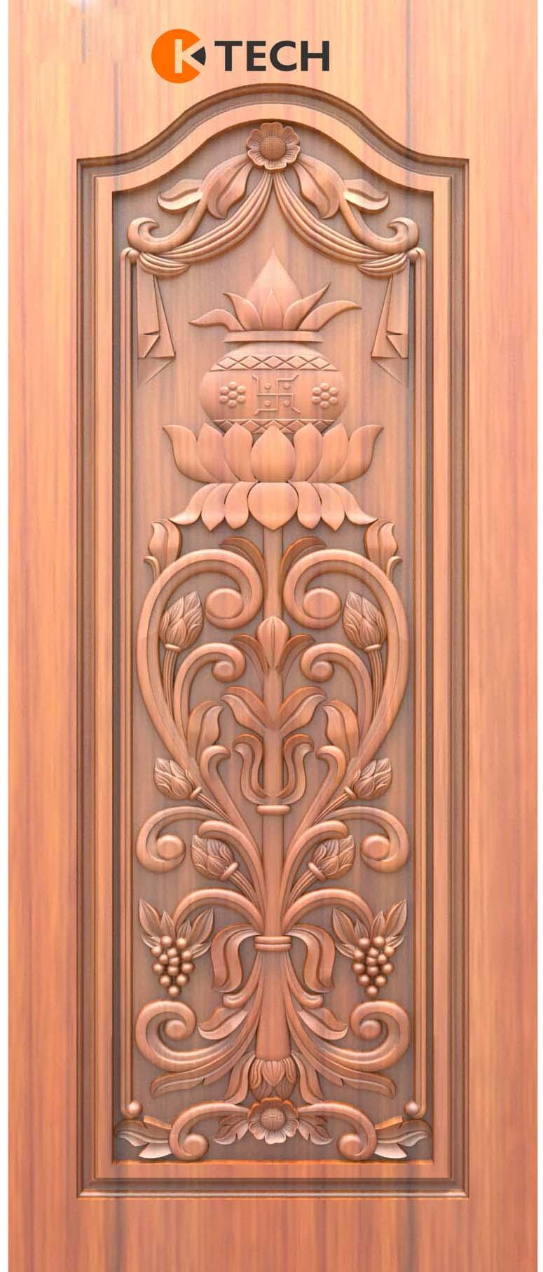 K-TECH CNC Doors Design 91