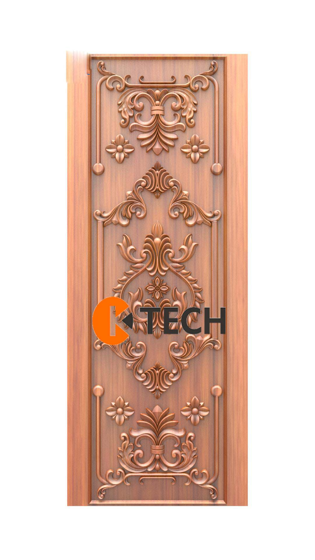 K-TECH CNC Doors Design 75