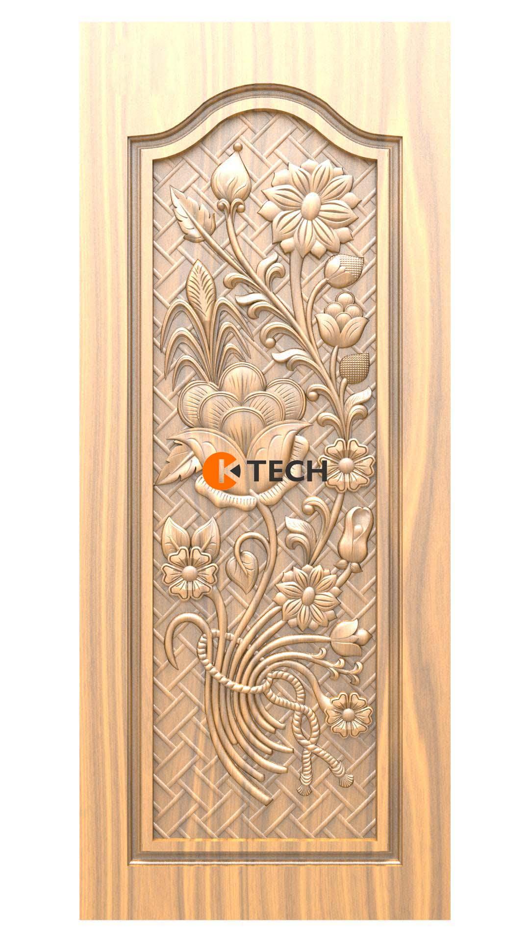 K-TECH CNC Doors Design 76