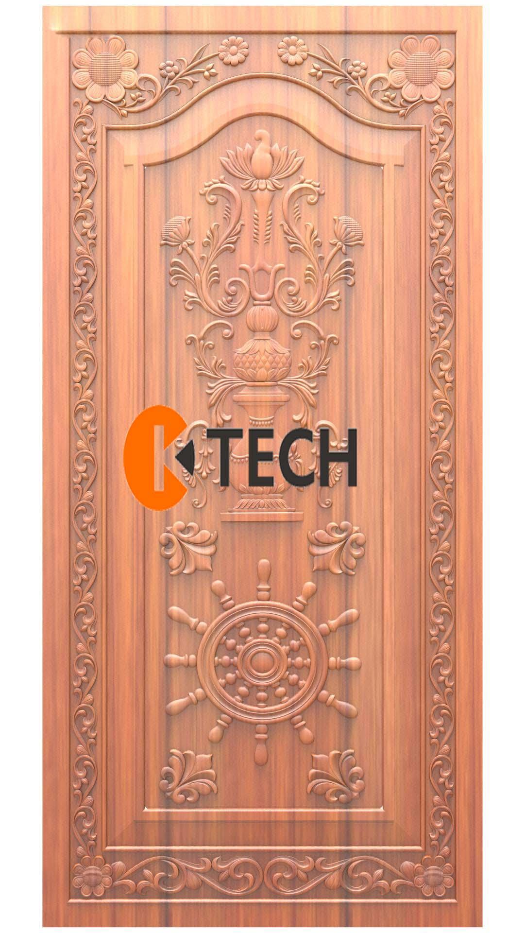 K-TECH CNC Doors Design 77