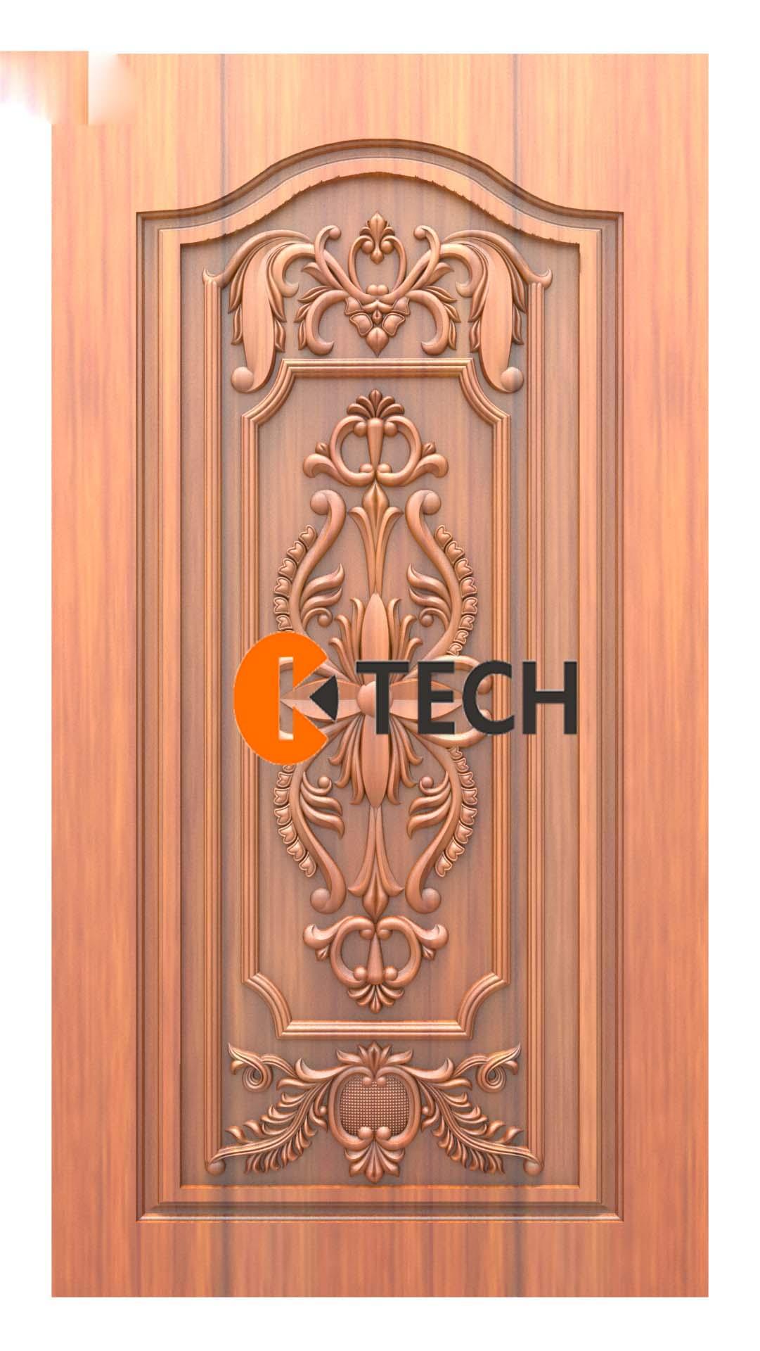 K-TECH CNC Doors Design 79