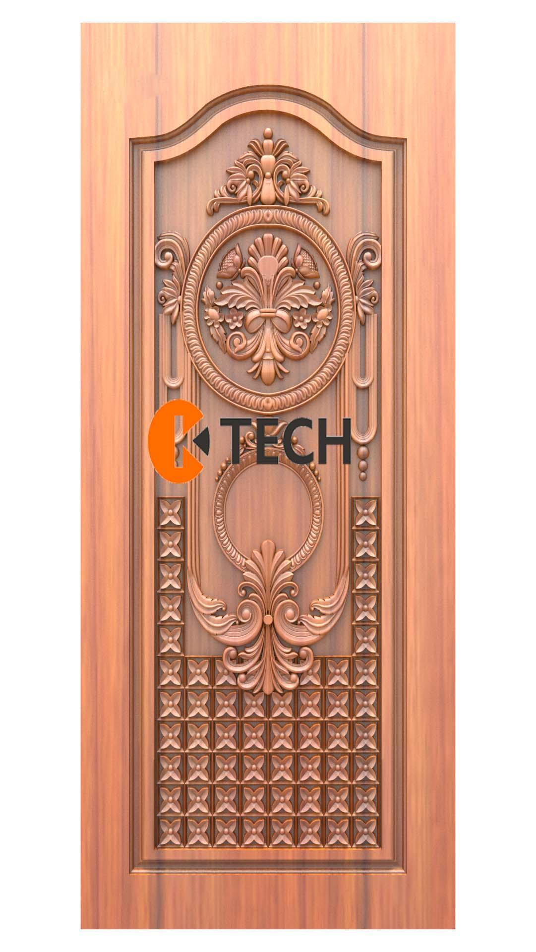 K-TECH CNC Doors Design 83