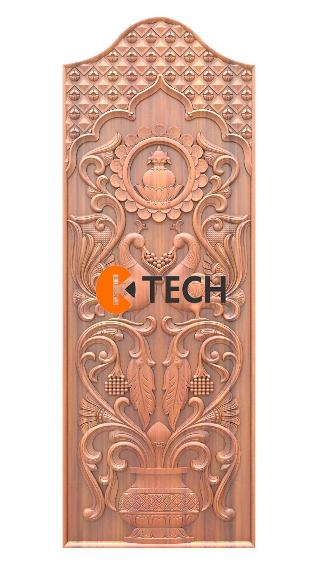 K-TECH CNC Doors Design 85
