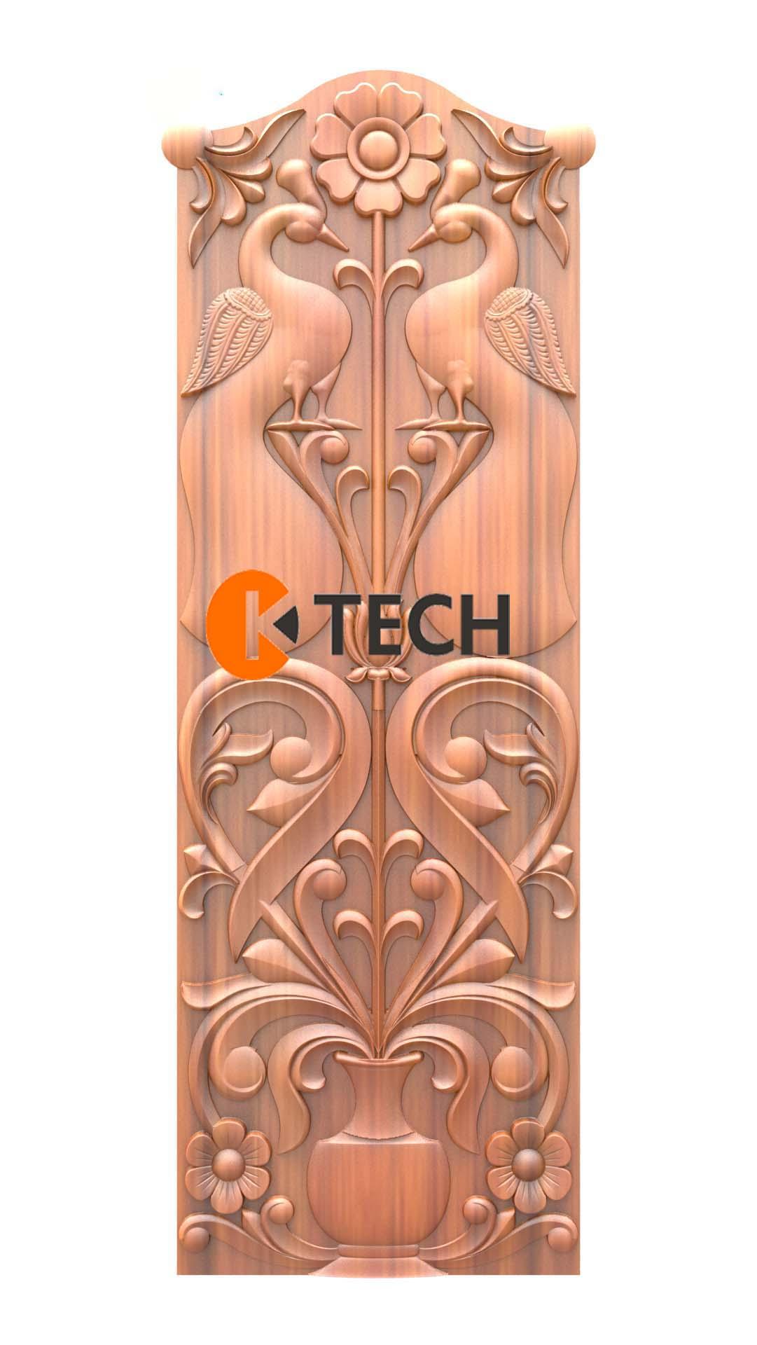 K-TECH CNC Doors Design 86
