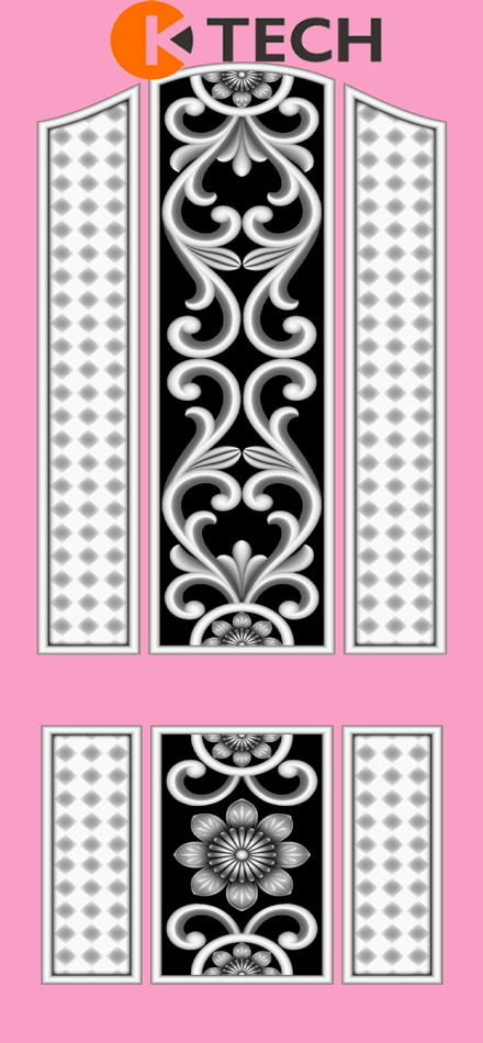 K-TECH CNC Mixing Doors Design 05