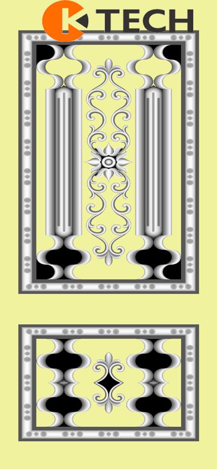 K-TECH CNC Mixing Doors Design 12