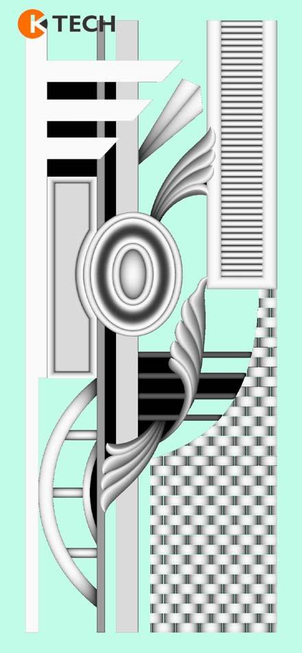K-TECH CNC Mixing Doors Design 16