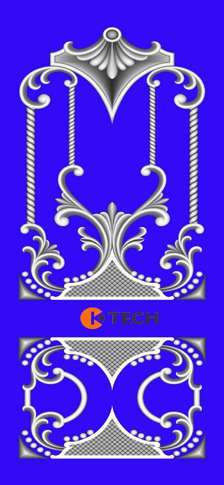 K-TECH CNC Mixing Doors Design 18