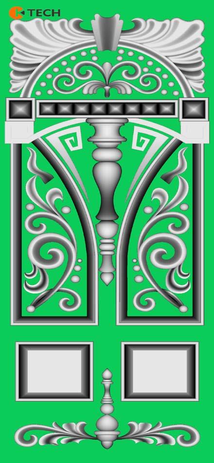 K-TECH CNC Mixing Doors Design 19
