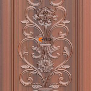 K-TECH CNC Modern Doors Design 10