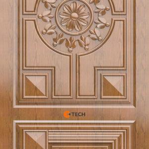 K-TECH CNC Modern Doors Design 14