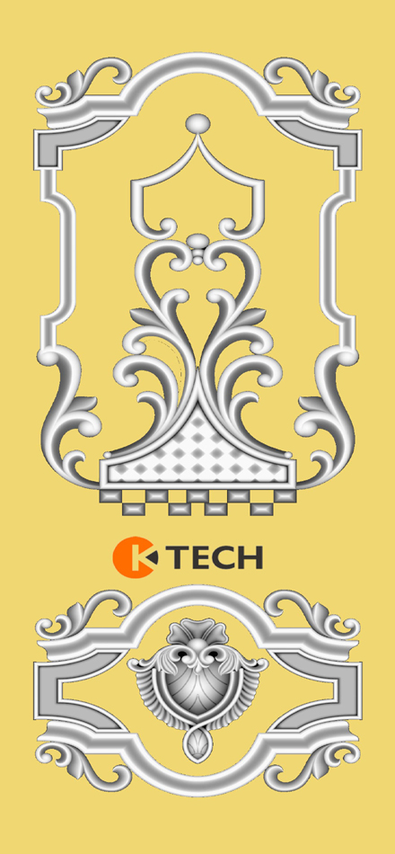 K-TECH CNC Mixing Doors Design 25