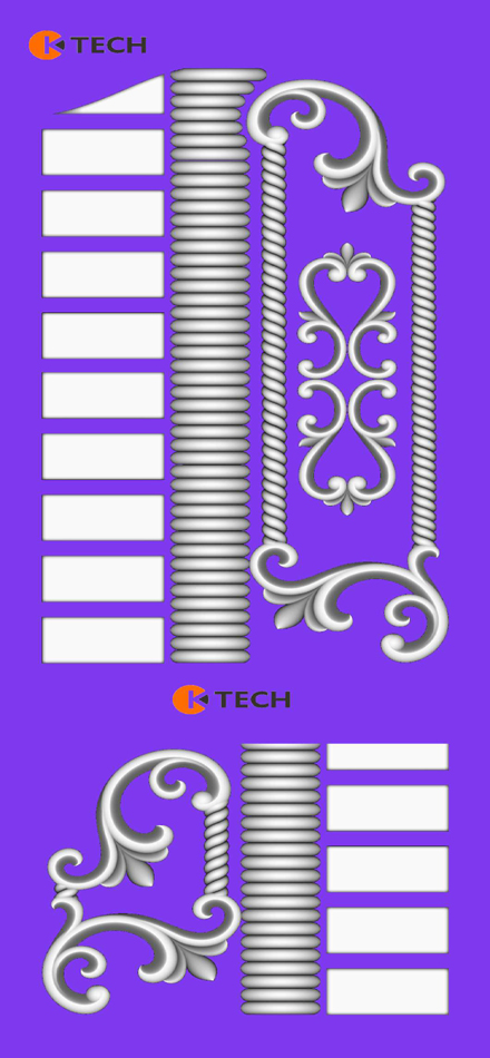K-TECH CNC Mixing Doors Design 28