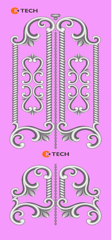 K-TECH CNC Mixing Doors Design 29