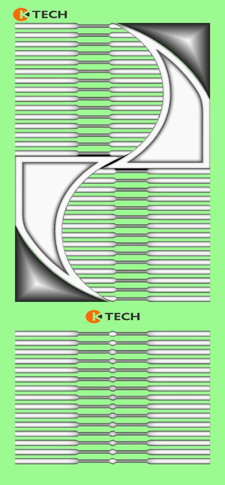 K-TECH CNC Mixing Doors Design 30